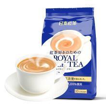 日東紅茶 皇家奶茶140g*1袋裝 日本進口即沖速溶紅茶奶茶