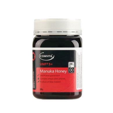 comvita康維他UMF5+麥盧卡蜂蜜500g新西蘭原裝進口純凈天然蜜
