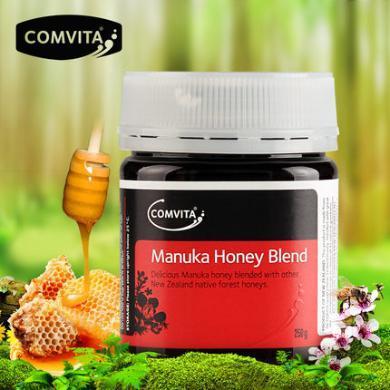 comvita康維他新西蘭麥盧卡花混合蜂蜜250g原裝進口天然瓶裝