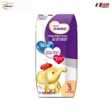 布瑞弗尼三段液態奶200ml*6