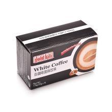 新加坡进口 金祥麟白咖啡 速溶咖啡 条装进口特浓咖啡礼盒装 纯咖啡175g