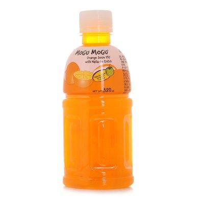 $摩咕摩咕椰果橙汁饮料(含椰果)(320ml)