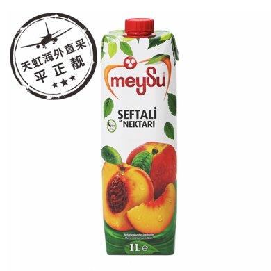 梅苏桃汁饮料(1L)