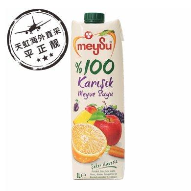 ¥梅蘇復合果蔬汁(1L)