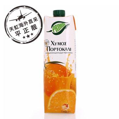 浦瑞曼橙汁(1L)