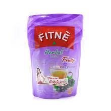 泰国FITNE草本植物花茶水果茶 花茶袋泡黑加仑水果味茶2.25g*15包