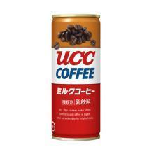 UCC悠詩詩牛奶咖啡飲料(250g)