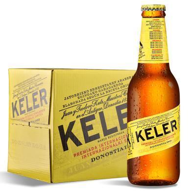 開勒啤酒(250ml*12)
