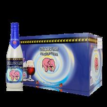 粉象啤酒 比利時進口小粉象 高度烈性啤酒 深/淺粉象啤酒330ML*24 整箱 深粉象