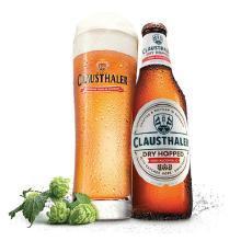 Clausthaler/克勞斯勒無醇啤酒 低酒精度啤酒 355ML *24支整件
