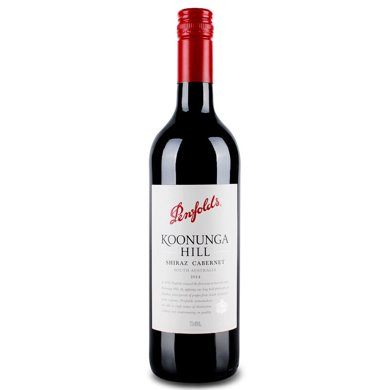 澳大利亞 奔富(Penfolds) 寇蘭山干紅葡萄酒 原瓶進口葡萄品種隨機  年份隨機 木塞 鐵蓋隨機