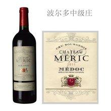 法国波尔多中级庄 宝佳丽酒庄红葡萄酒 2011年