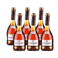 【JPCHENET 香奈法国原瓶进口】法国原瓶进口 香奈XO白兰地洋酒 700ml J.P.Chenet(6支)