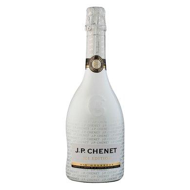 【JPCHENET 香奈法国原瓶进口】时尚易饮颜值酒 冰爽半干型 起泡葡萄酒 750ml