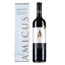澳洲麦拉仑谷AMICUS澳力迦金A牌好朋友珍藏版原瓶原装澳力伽葡萄酒750ml 单支