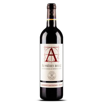 法國原瓶進口紅酒 Lafite 拉菲 奧希耶紅A紅葡萄酒 750ml*1瓶裝
