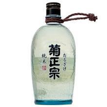 日本原裝進口清酒 菊正宗純米樽酒720ml 日本酒米酒低度洋酒