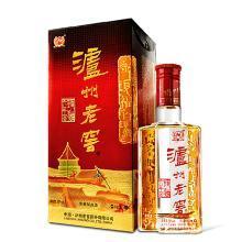 瀘州老窖 頭曲六年陳/六年窖 52度 濃香型白酒 500ml (新老包裝隨機發貨)