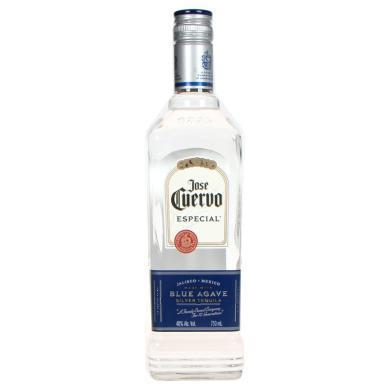 豪帅快活(Jose Cuervo)洋酒 豪帅银标墨西哥龙舌兰酒750ml