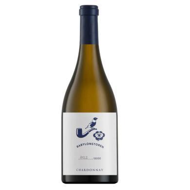 【天階莊園】南非原瓶進口紅酒 天階莎當妮干白葡萄酒750ml*單支 全球限量 手工編碼