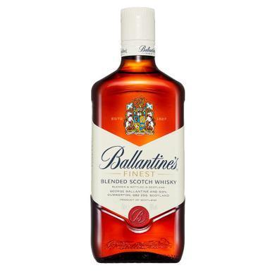 百龄?#24120;˙allantine's)洋酒 特醇 苏格兰 威士忌 英国原瓶进口 700ml