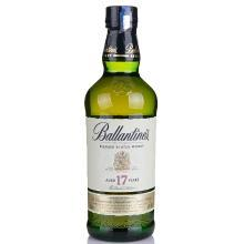 百齡壇(Ballantine's)洋酒 17年 蘇格蘭 威士忌 500ml 英國原瓶進口