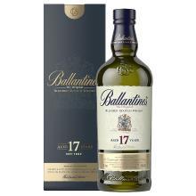 百齡壇(Ballantine's)洋酒 17年 蘇格蘭 威士忌 700ml 英國原瓶進口