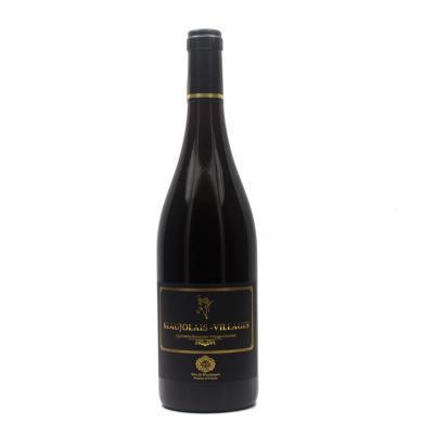 法國原瓶進口紅酒  AOC級 迪瓦波斯莊園特選博若萊村莊干紅葡萄酒 進口葡萄酒
