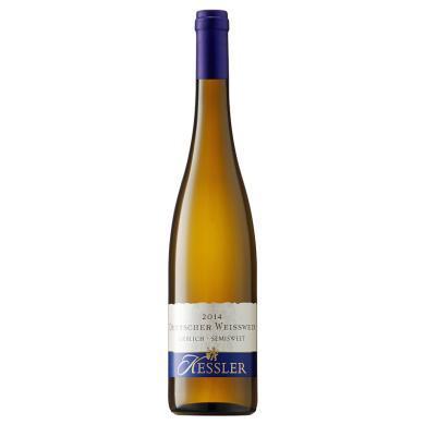 德国进口红酒 凯斯勒酒庄莉贝半甜白葡萄酒 750ml