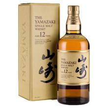 三得利山崎12年單一麥芽威士忌 Single Malt Whisky 700ml