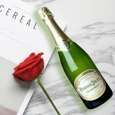 巴黎之花(PerrierJouet) 法国原装进口香槟 庆功酒 起泡酒 750ml