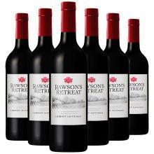 奔富(Penfolds) 洛神山庄赤霞珠干红葡萄酒 750ml*6?#31354;?#31665;装 澳大利亚原瓶进口红酒
