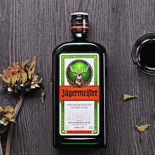 【野格力嬌酒】 抖音同款野格利口酒 德國進口Jagermeister圣鹿力嬌酒 洋酒700ml*單支