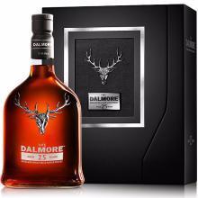 Dalmore帝摩/大摩/達爾摩 蘇格蘭單一麥芽 純麥威士忌 英國洋酒原裝進口 大摩25年