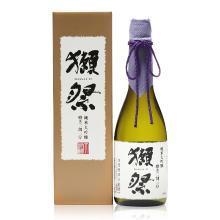【清酒】獭祭 日本原装进口洋酒 日式清酒 纯米大吟酿 二割三分 720ml