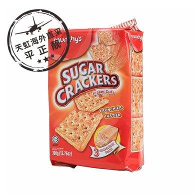 $馬奇新新正方卜甜脆蘇打餅干(390g)