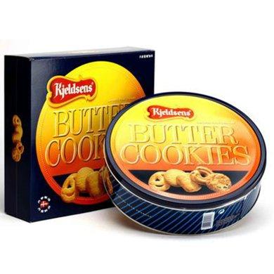 ng丹麦蓝罐曲奇饼干(908g)