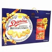 皇冠丹麦曲奇礼盒908g(908g)