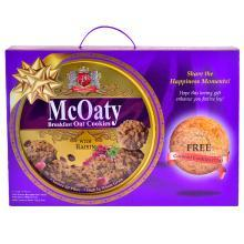 马来西亚进口 GPR葡萄干燕麦曲奇饼干580g+72g 休闲零食饼干糕点办公室小吃 年货 年货大礼包 GPR曲奇饼干礼盒装