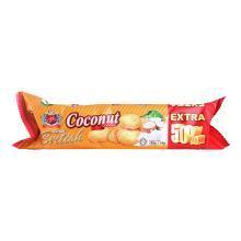 GPR 麦奥迪  燕麦 曲奇饼干 162g 马来西亚进口休闲零食 多种口味 GPR椰丝曲奇