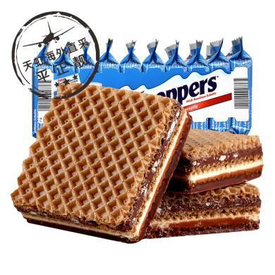 Knoppers巧克力威化餅干(250g)