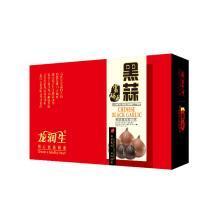 【山东特产】山东特产黑蒜礼盒250g