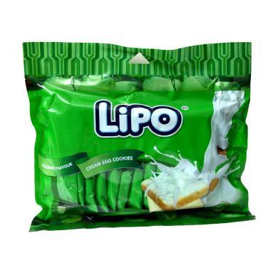 Lipo面包干(椰子味)(300g)