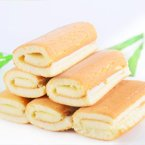马来西亚进口 伦敦LONBISCO瑞士卷480g 椰香/香草/草莓/提拉米苏/芒果味 蛋糕松酥糕点休闲小吃点心