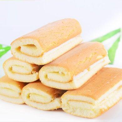馬來西亞進口 倫敦LONBISCO瑞士卷480g 椰香/香草/草莓/提拉米蘇/芒果味 蛋糕松酥糕點休閑小吃點心