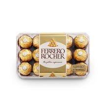 费列罗进口巧克力T30粒礼盒装送女友喜糖生日金莎费力罗散装零食