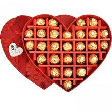 费?#26032;?#24039;克力礼盒装?#29273;?#32599;巧克力节日礼物送女友礼物费力罗巧克力礼盒27粒装