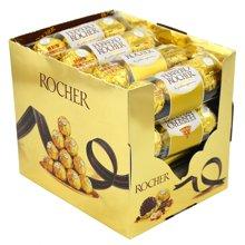 费列罗巧克力礼盒装48粒婚庆费力罗喜糖散装批发T3进口送女友礼物t3*16
