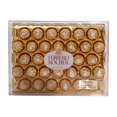 費列羅榛果威化巧克力32粒裝鉆石裝(400g)