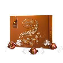 瑞士莲软心榛仁牛奶巧克力(14粒装礼盒)(168g)